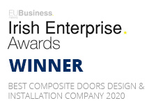 Winner - Best Composite Doors - Design & Installation Company 2020